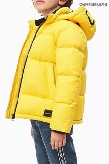 جاكيت مبطن أساسي من Calvin Klein Jeans Boys