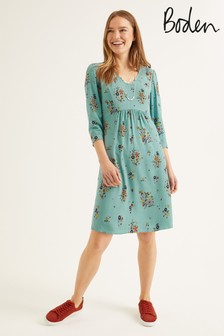 Boden Blue Eliza Dress