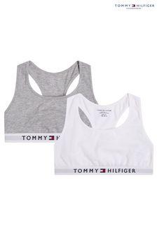 Tommy Hilfiger Grey Bralette 2 Pack