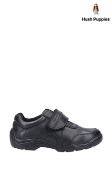 Hush Puppies Arlo Senior School Shoes