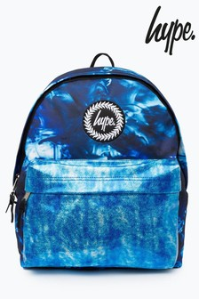 Hype. Ocean Glitter Backpack