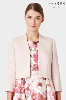 Hobbs Pink Emily Jacket