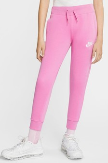 Nike Pink Joggers