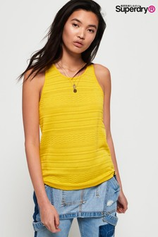 Superdry Leya Textured Vest Top