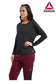 Reebok Workout Ready Supremium Long Sleeved Top