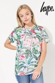 Hype.Paradise Script Kids T-Shirt