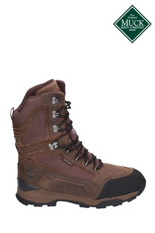 "Muck Boots Brown Summit 10"" Cold Weather Performance Boots"