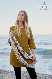 Seasalt Green Into Land Tunic