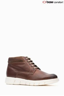 Base London® Merrick Tan Casual Lace Up Ankle Boot