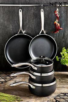 5 piece pan set Bronx Cookware