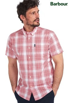 Barbour® Red High Check Shirt