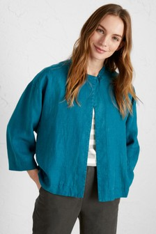 Seasalt Blue Sandbar Jacket
