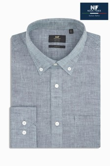 Signature Nova Fides Linen Shirt