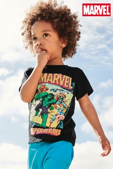 Marvel® Comic T-Shirt (12mths-8yrs)