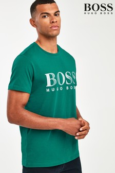 BOSS Green Logo UV T-Shirt