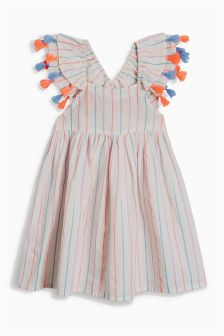 Tassel Dress (3mths-6yrs)