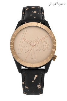 Hype. Speckle Script Watch