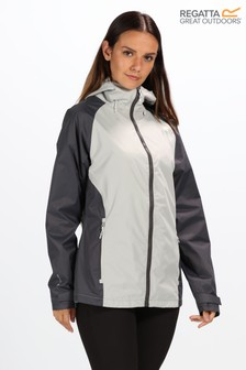 Regatta Grey Womens Atten Lightweight Jacket