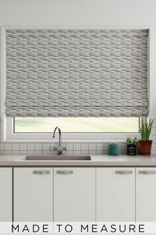 Clio Made To Measure Roman Blind