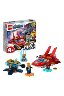 LEGO 76170 Marvel Avengers Iron Man vs. Thanos