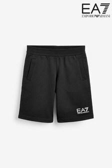 Emporio Armani EA7 Boys Jersey Shorts