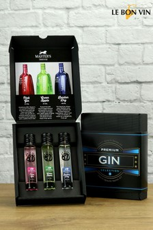 Gin Trio Taster Gift Set by LeBonVin