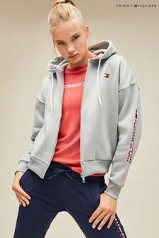 Tommy Hilfiger Sport Fleece Full Zip Hoody