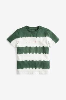Tie Dye Stripe T-Shirt (3-16yrs)