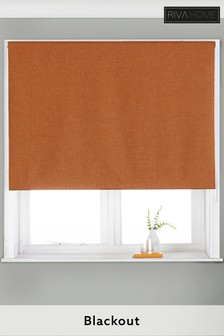 Twilight Blackout Roller Blind by Riva Home
