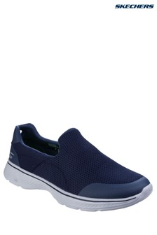 Skechers® Blue Go Walk 4 Incredible Shoes