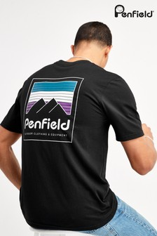 Penfield Tolland Back Graphic T-Shirt