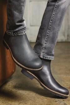 Buy Men's Casual Footwear Black Boots