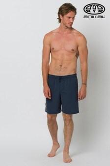 Animal Indigo Blue Belos Board Shorts