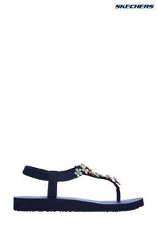 Skechers® Meditation Glass Daisy Sandals