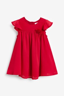 Corsage Dress (3mths-7yrs)