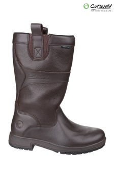 Cotswold Ascot Waterproof Pull-On Wellington Boots