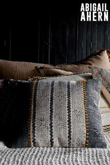 Abigail Ahern Grey Ibiri Cushion
