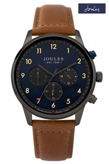 Joules Gents Tan Leather Strap