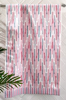 Chevron Stripe Towel