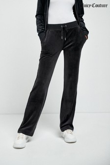 Juicy Couture Classic Velour Del Ray Trousers