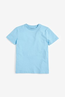 Crew Neck T-Shirt (3-16yrs)
