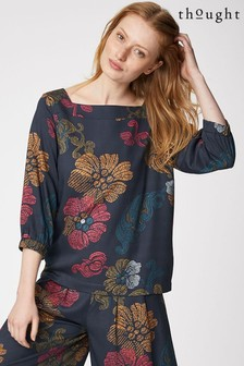 Thought Blue Marrina Top