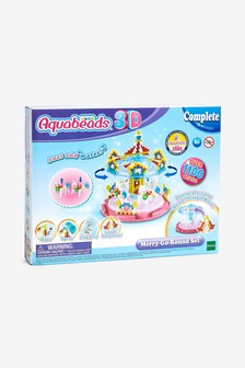 Aquabeads 3D Merry-Go-Round Set