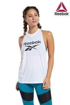 Reebok Workout Ready Logo Tank