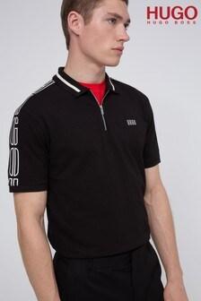 HUGO Black Dolmar203 Poloshirt