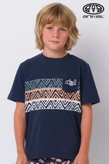 Animal Blue Over Head Deluxe T-Shirt