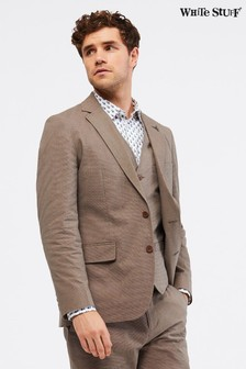 White Stuff Akeley Puppytooth Blazer