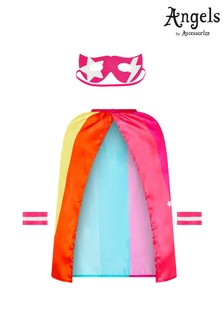 Angels by Accessorize Pink Super Hero Dress Up