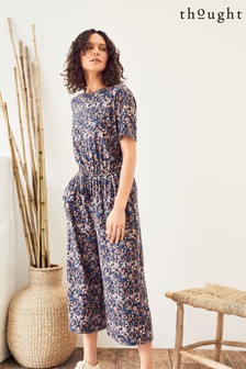 Thought Blue Madelyn Jumpsuit