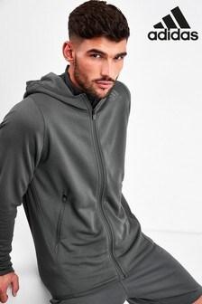 adidas Grey Prime Hoody